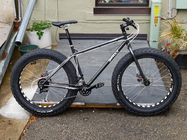 Milltown Cycles: Demo Surly Moonlander Now Available.