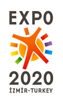 logo Expo 2020 Izmir - Turkey