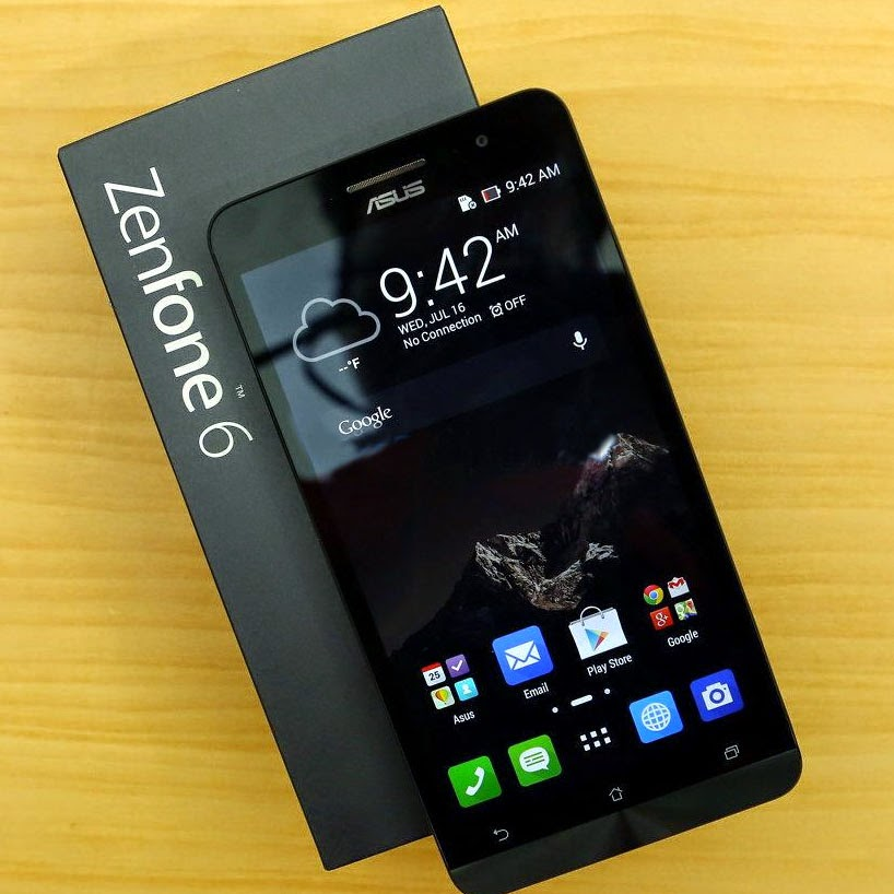 Harga Asus Zenfone 6 Februari 2015 Dan Spesifikasinya