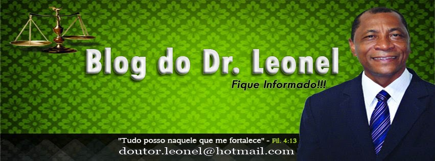 Blog do Dr. Leonel