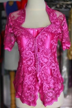 Foto Model Baju Kebaya Simpel