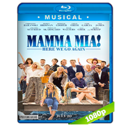 Mamma Mía! Vamos otra vez (2018) Full HD 1080p Audio Dual Latino-Ingles