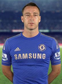 Mejor conocido como John Terry es de Londres, Inglaterra, Reino Unido, 7 de Diciembre de 1980, Es un futbolista britanico. Se desempeña como DEFENSA CENTRAL.