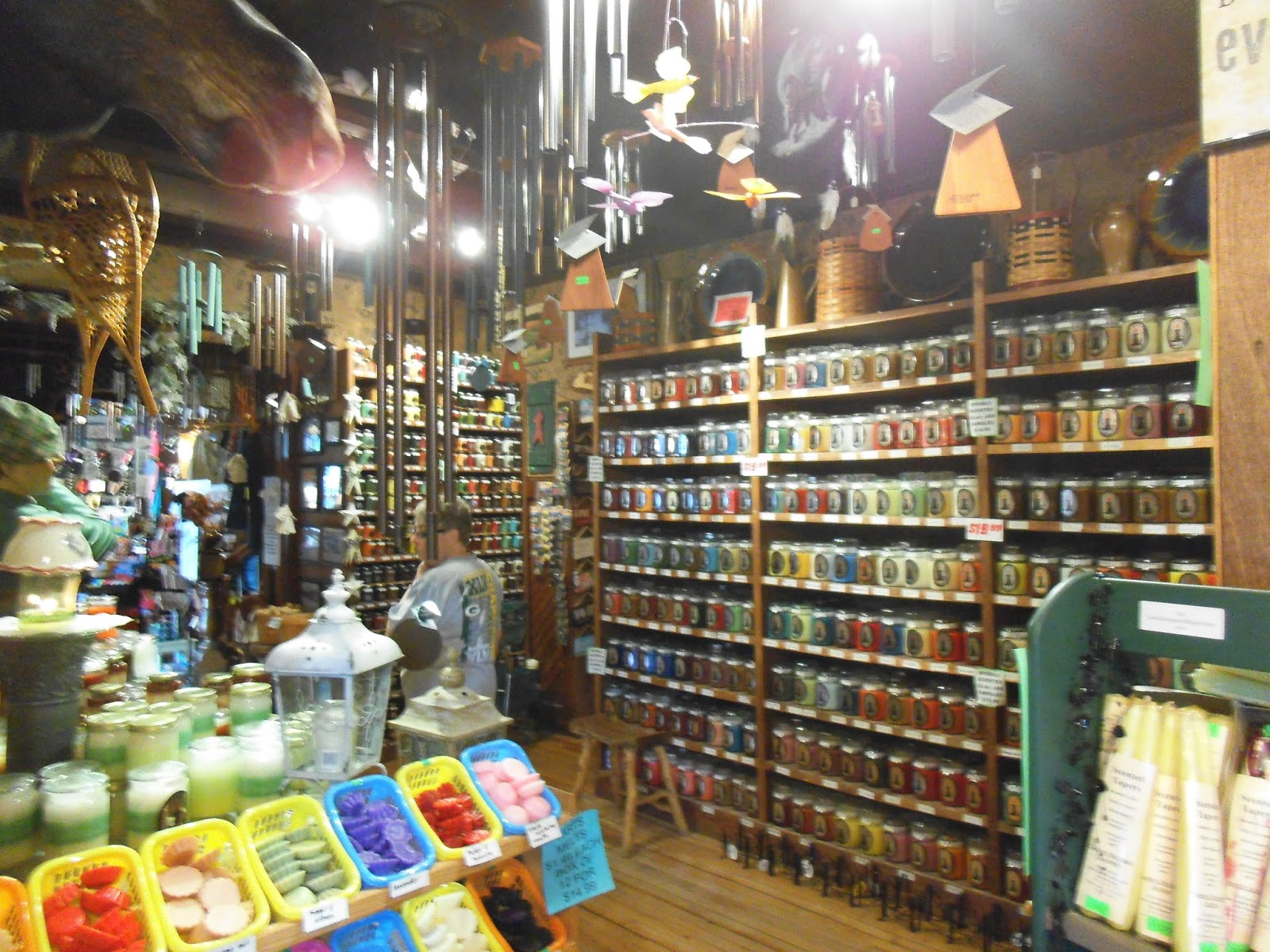 The Adventures of Don & Cathy: Candle Shoppe of the Pocono's