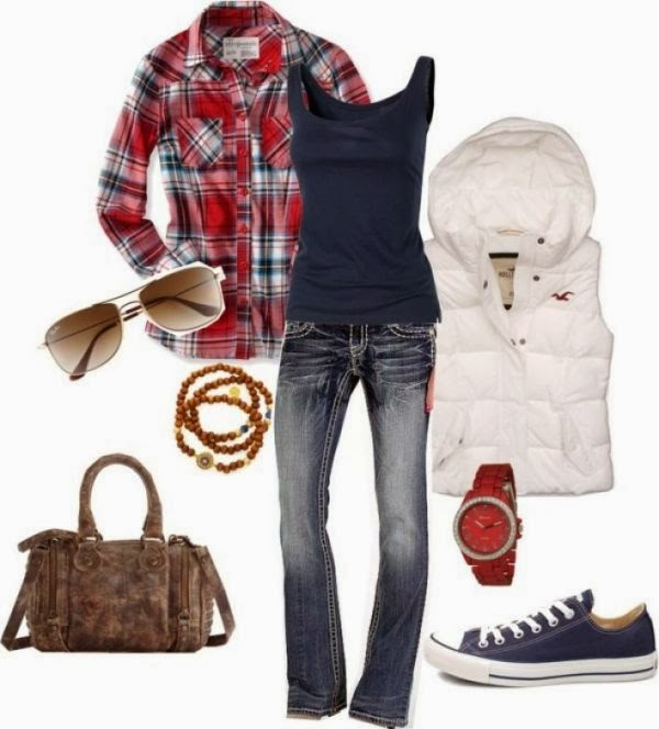 Adorable fall outfits with accessories