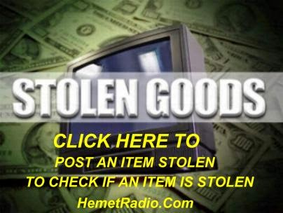 It was stolen / Is it Stolen ? Post it or Find out !