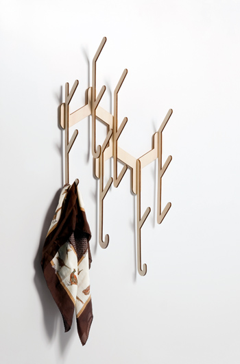 unique wall hooks and unusual coat racks 15 12 - Funky Coat Racks