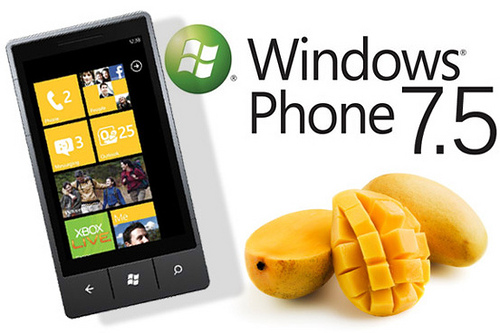 Windows Phone 7.5 Will Be Named