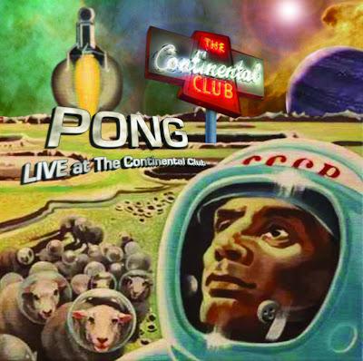 PONG LIVE