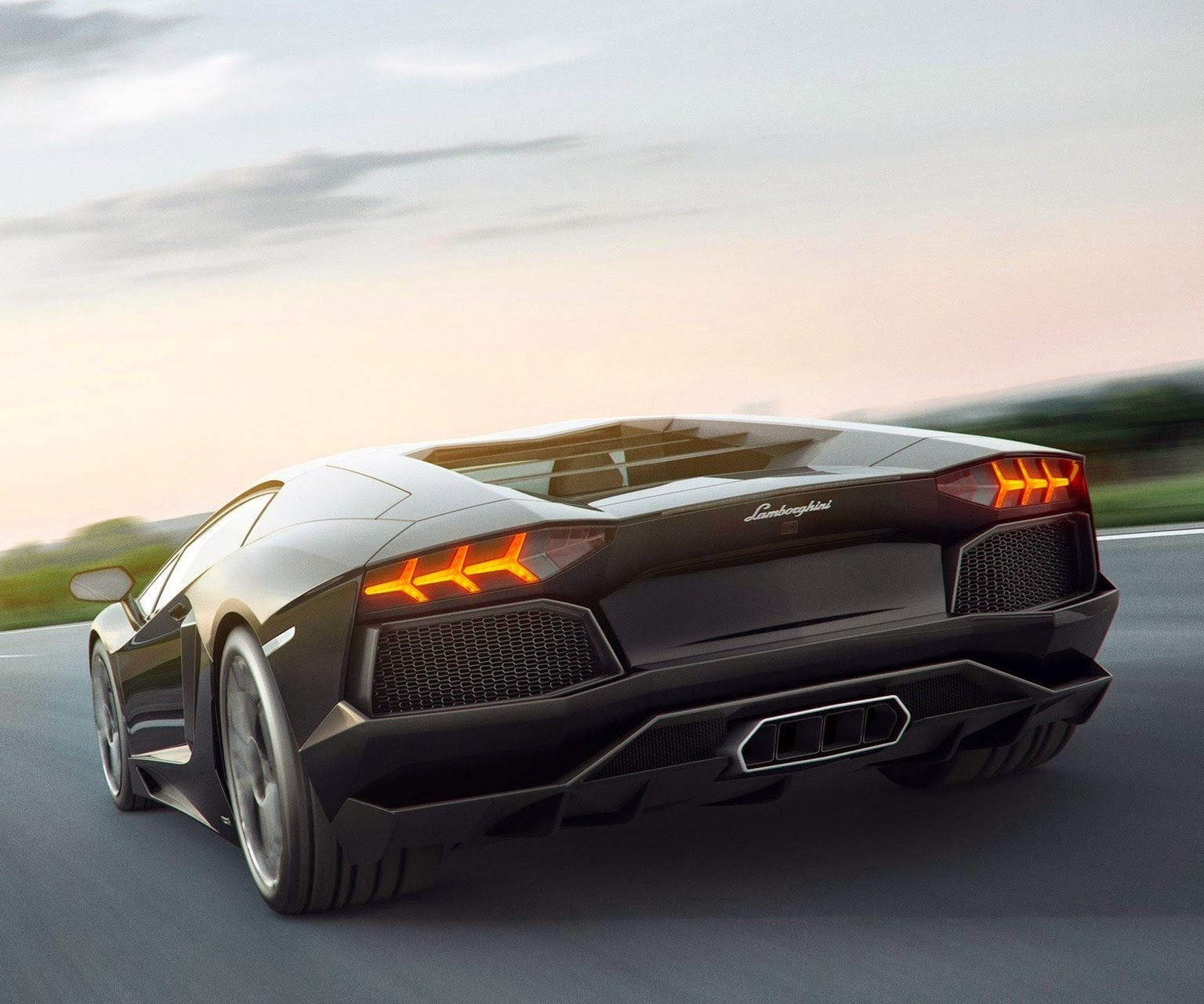 Wow! Cars speed BlackBerry 10 Wallpapers
