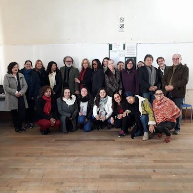Jornada de estudos na Escola Paula Soares em Porto Alegre/RS