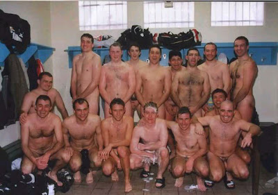 from Roy gay swim team showers