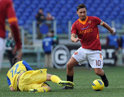 AS Roma 2 - 0 Chievo (2)