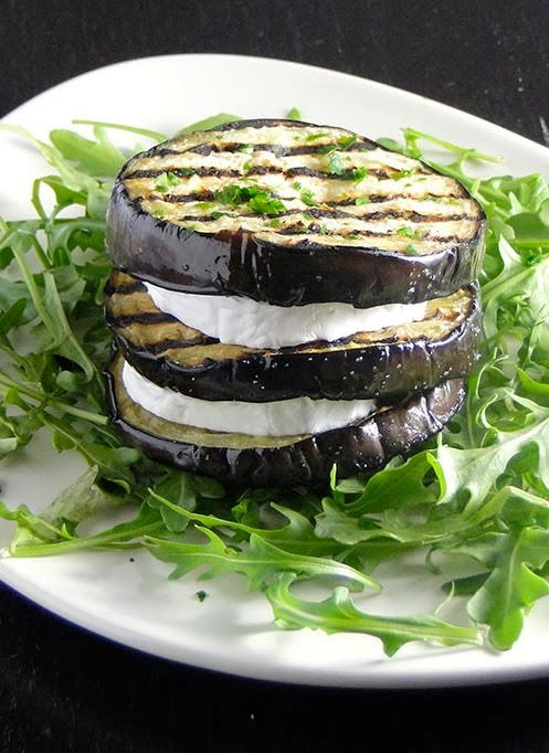 Eggplant Millefeuille