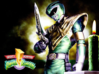 Green Ranger Tommy