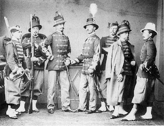 Belgian Legion in Mexico