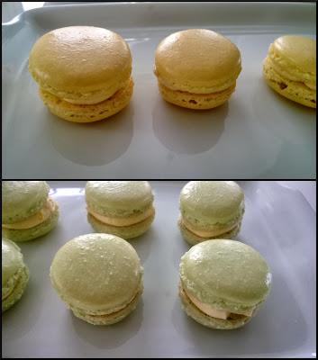 KSL - leivontasarja, osa III: macarons