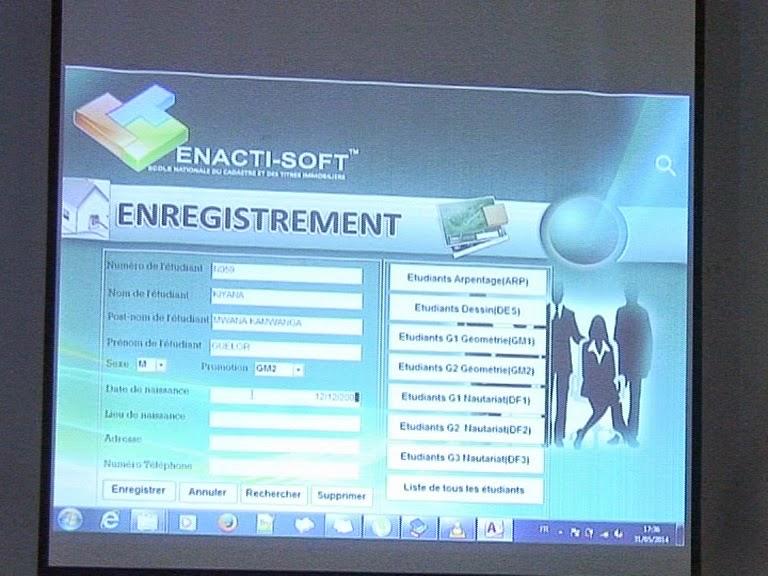 Tout lubumbashi premier salon des nouvelles technologies for Salon des nouvelles technologies