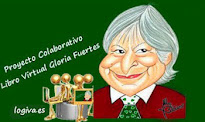 Participamos en el Libro Virtual de Gloria Fuertes