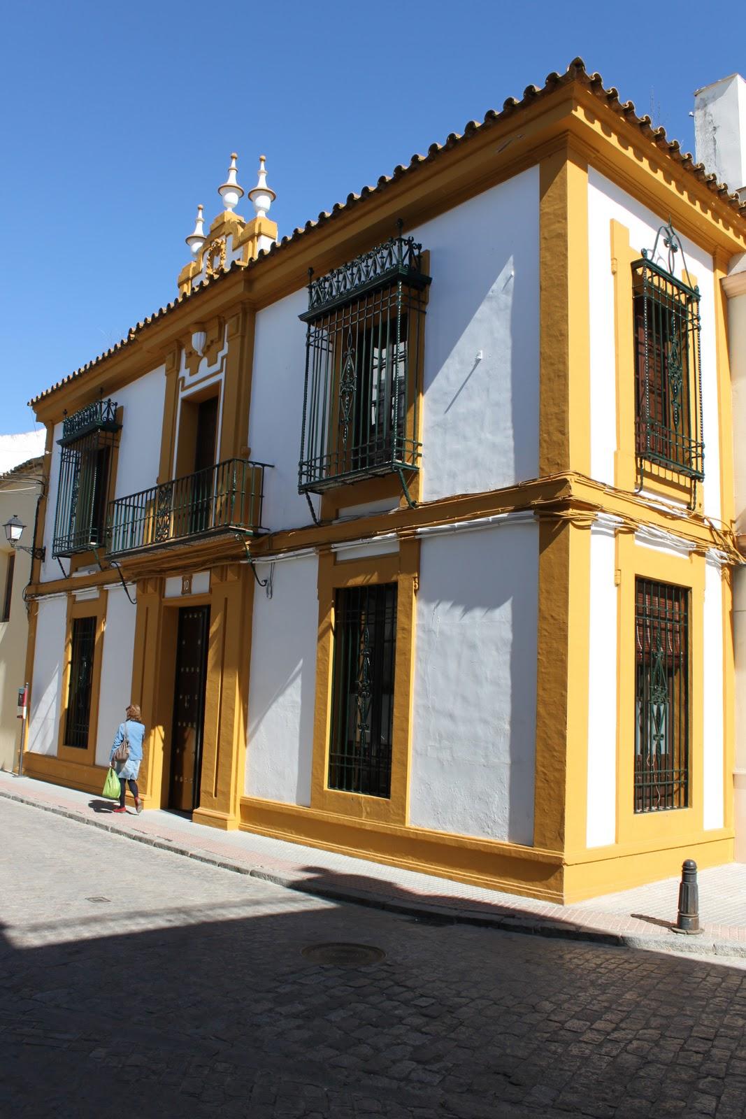 Lora Del Rio Sevilla Lora Del Río Estrena Casa de