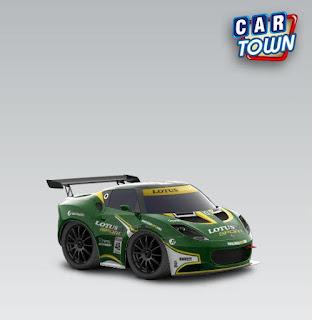 Lotus Evora Type 124 2011 Lotus Sport