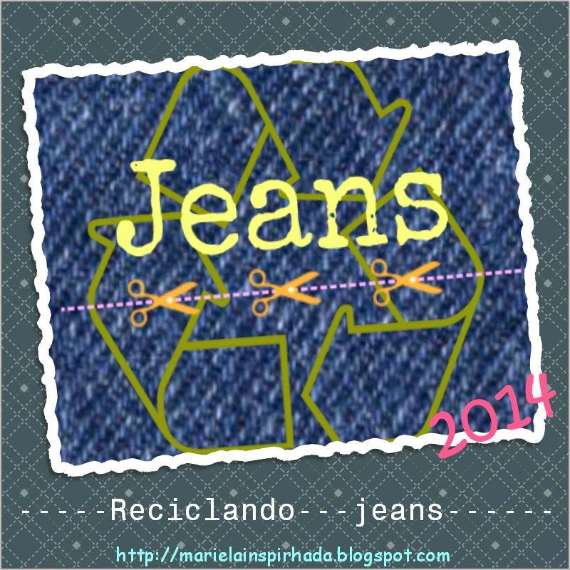 Reciclando Jeans con Mariela