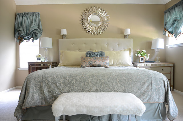 Just A Touch Of Gray Roomspiration Top Master Bedrooms