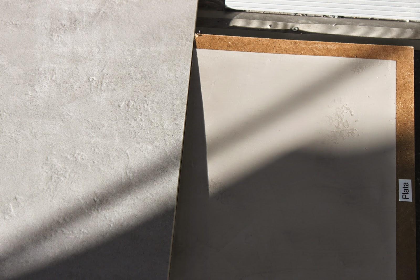 KOTI Kivilattia vai mikrosementtipinnoite betonin päälle?