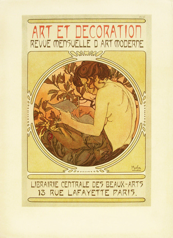 Art & Artists: Alphonse Mucha - Part 8