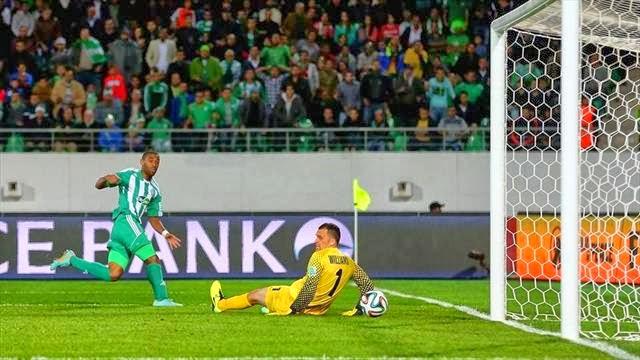 بالفيديو: الرجاء الى ربع نهائي كأس العالم للأندية بثنائية في شباك أوكلاند