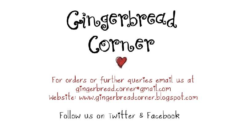 Gingerbread Corner