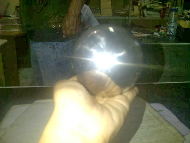 bola stainless steel