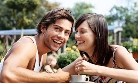 Relationship Reboot: Get Curious - happy couples romance love laughing