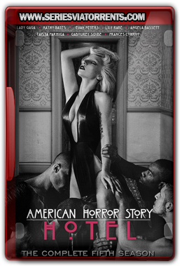 American Horror Story: Hotel 5ª Temporada Torrent – Dublado e Legendado (2016)