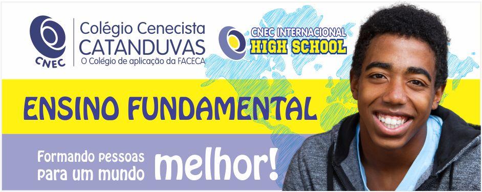Colégio Catanduvas - Ensino Fundamental II