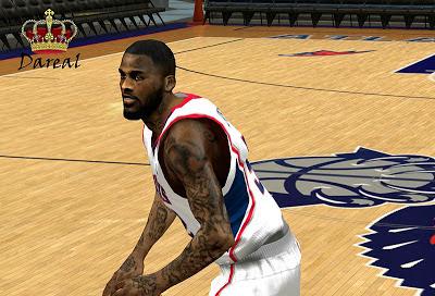 NBA 2K13 DeShawn Stevenson Cyberface Patch