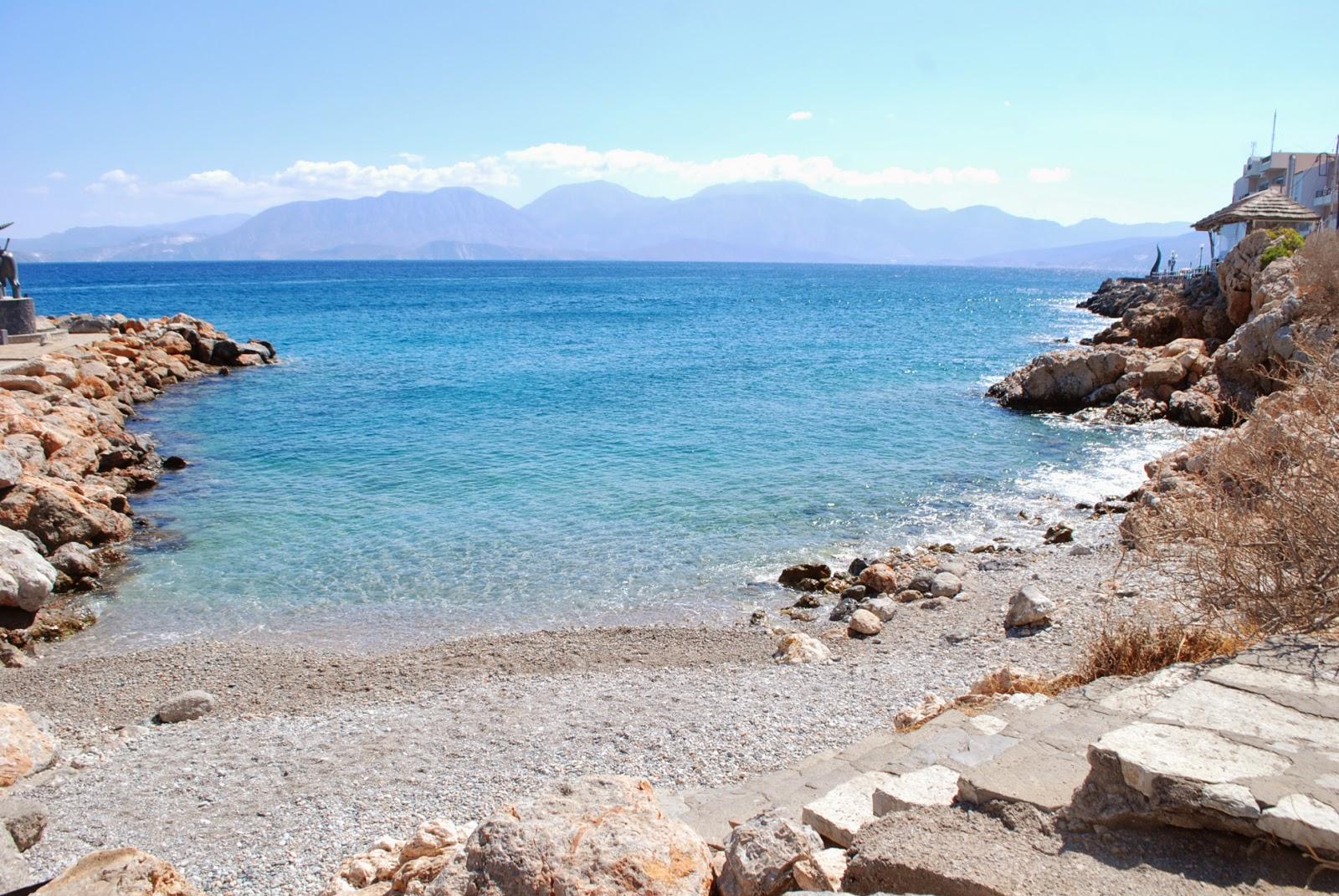 Агиос-Николаос, Крит, Греция. Agios Nikolaos, Crete, Greece.