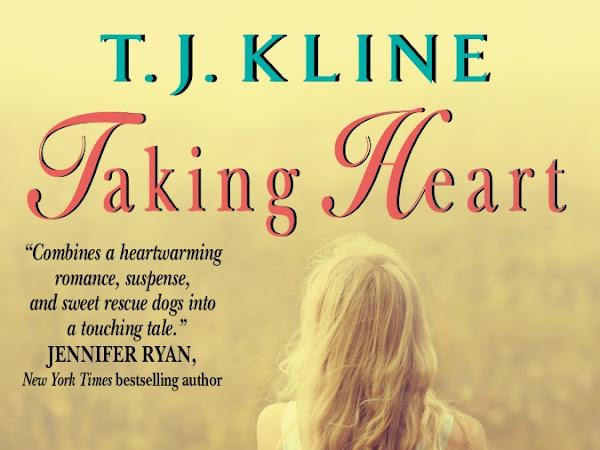 Blog Tour Review | Taking Heart (Healing Harts #2) by T.J. Kline