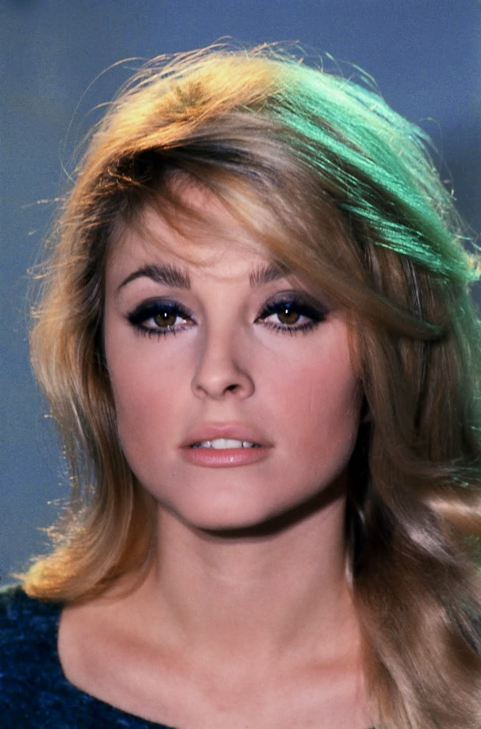 """Anybody who says """"It's only the inside that truly matters"""" has never laid eyes on Sharon Tate."""