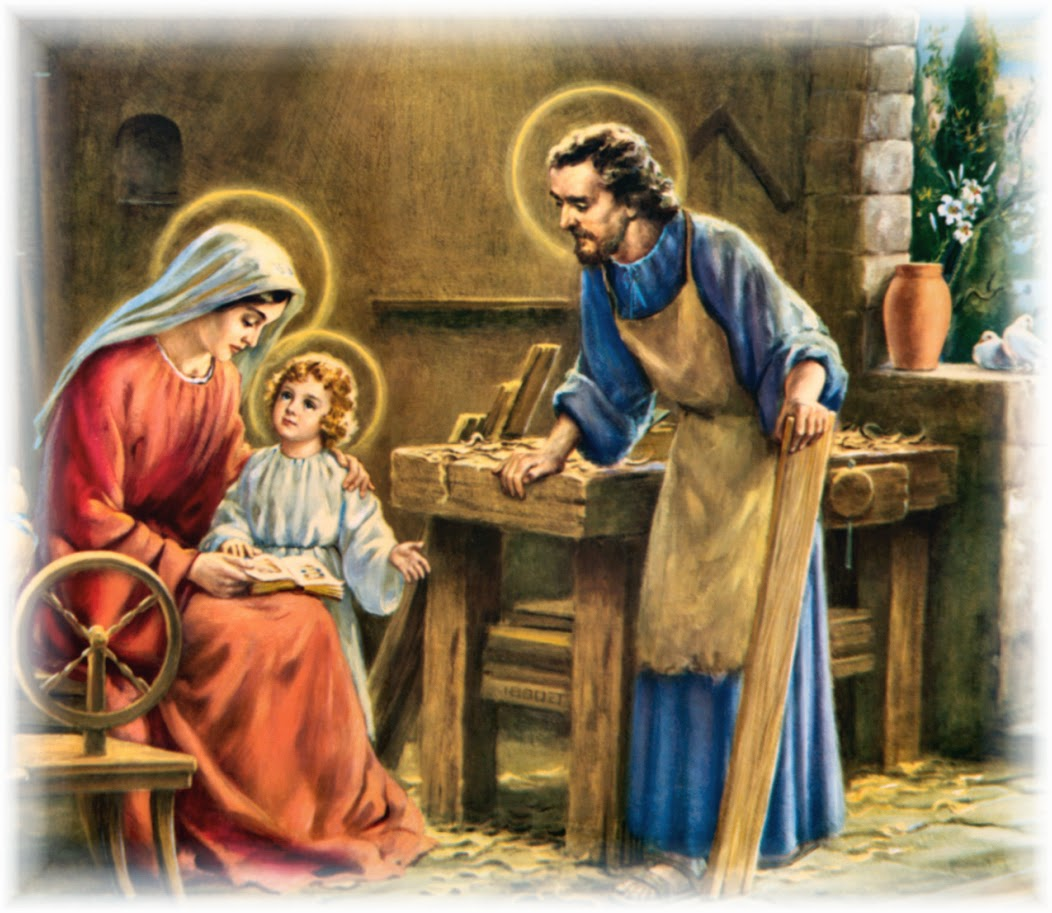 an overview of the life of mary and joseph of nazareth