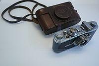 La primera cámara Leica de Cartier-Bresson