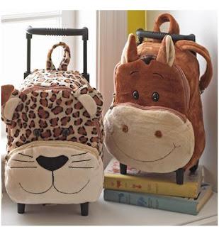 tas berbentuk harimau