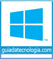 Capa logotipo Windows 8