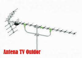 antena luar ruangan