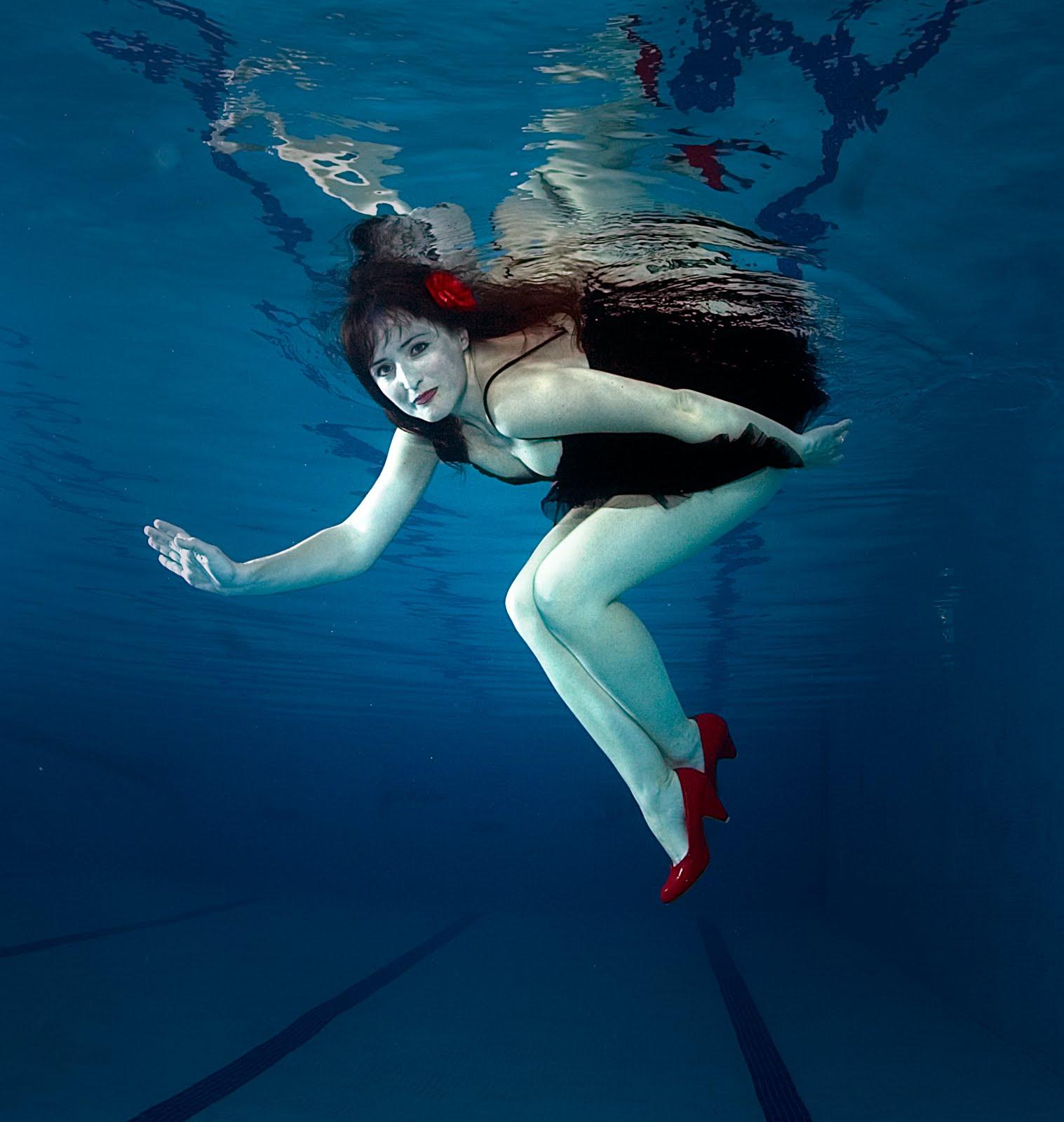 Fotografia Imagenes de hoteles bajo el agua