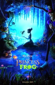 Streaming The Princess and the Frog (HD) Full Movie