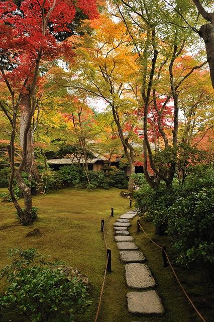 Okochi Sanso Garden in Kyoto