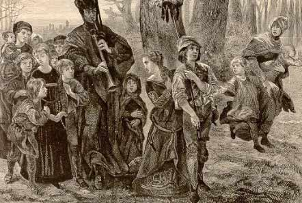 ESP: On this Day - The Pied Piper of Hamelin - Truth or Fairytale?hamelin