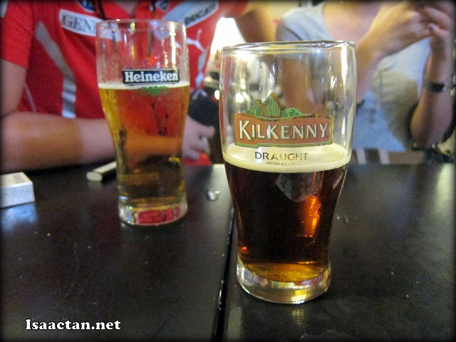 Killkenny, Heineken, and a whole lot more