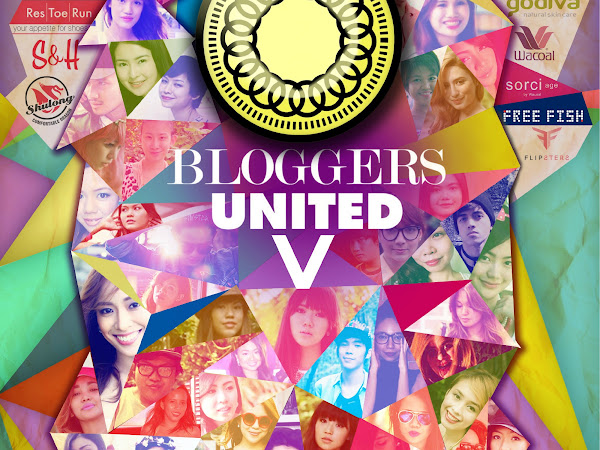 Bloggers United Strikes Five!